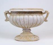 Wide vase Stock Photo