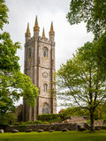 Widecombe im Festmachung Dartmoor Stockbilder