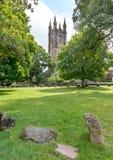 Widecombe Moor Στοκ Εικόνα