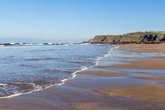 Widemouth Bay Stock Images