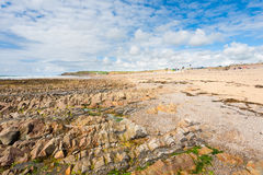 Widemouth Bay Cornwall Royalty Free Stock Photography