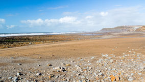 Widemouth Bay Cornwall England Royalty Free Stock Images