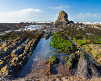 Widemouth Bay Cornwall England Stock Photo