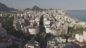 Wideo budynek duży miasto zbiory wideo