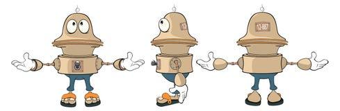 Wideo gry charakteru astronauta prześcieradła kreskówka ilustracja wektor