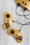 Wideo gry konsola Zdjęcie Stock