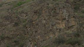Wideo niecka skalisty wzgórze zbiory