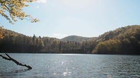 Wideo Plitvicka jeziora w Chorwacja zbiory
