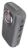 Wideo registrator odizolowywający Fotografia Stock
