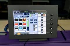 Wideo Switcher fotografia stock
