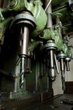 świderu maszynerii warsztat Zdjęcie Stock