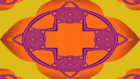 Sign of the pagan, widescreen. Widescreen symbolic image in warm colours representing worship of whatever persuasion is chosen vector illustration