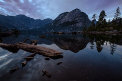 Widgeon Lake Sunset Stock Photography