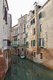 Widman river located at Venice, Italy Stock Images