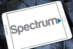Widmo kablowej usługa gatunku logo Zdjęcie Stock