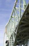 Widnes Runcorn Bridge 5. Detail of Widnes Runcorn Bridge Stock Photography