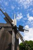 Widnmill in in open air museum near Kiev Royalty Free Stock Image