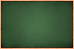 Widoczny zieleni deska Obraz Royalty Free