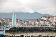 Widok Święty Cajg De Luz Zdjęcie Royalty Free