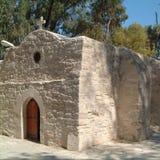 Widok ażio Ermogenis kościół zdjęcia stock