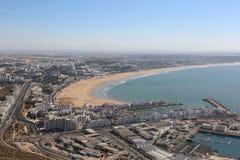 Widok Agadir Zdjęcia Stock