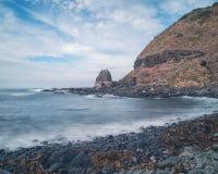 Widok ambony skała Fotografia Stock