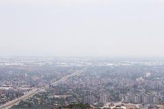Widok Antalya punktu zwrotnego scena Zdjęcia Stock