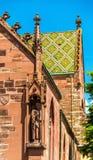 Widok Basel ministra katedra zdjęcia royalty free