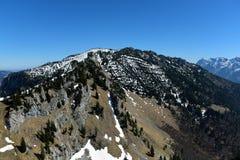 Widok blisko Kasberg wzgórza Obraz Royalty Free