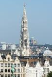 Widok Bruksela Zdjęcia Stock