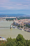 Widok Budapest Obraz Royalty Free