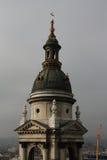 Widok Budapest, rok 2008 Fotografia Royalty Free