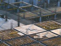 widok budowlanych zdjęcie stock