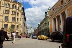 Widok budynek skarbiec Rosja Obrazy Royalty Free