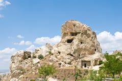 Widok Cappadocia, Turcja Fotografia Stock