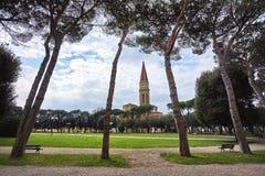 Widok cathedral Zdjęcia Stock