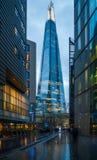 Widok czerep, Londyn UK Fotografia Stock