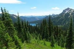 Widok Dewey jezioro Zdjęcia Royalty Free