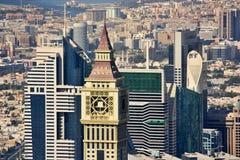 Widok Dubaj Obrazy Royalty Free