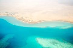 Widok Egipt Hurgada zdjęcie royalty free