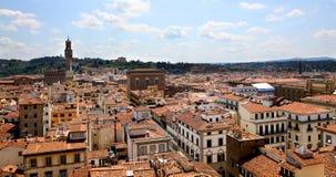 Widok Florencja z Duomo fotografia stock