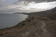 Widok Fox zatoka od Dag góry Obrazy Royalty Free