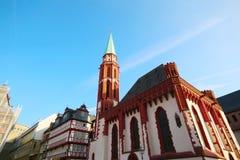 Widok Frankfurt magistrala, Niemcy - Am - obrazy stock