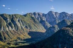 Widok Górski Zdjęcie Royalty Free