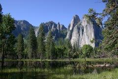 widok górski Obrazy Royalty Free