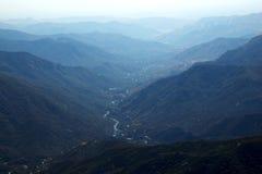 widok górski Zdjęcia Royalty Free