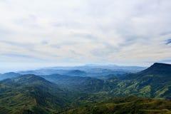 Widok Górski Zdjęcie Stock