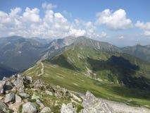 Widok Górski (1) Zdjęcia Royalty Free