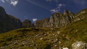 Widok górski żadny 1 Zdjęcia Stock