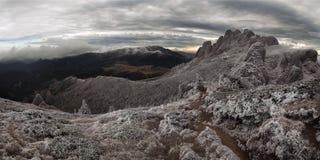 Widok górski żadny 2 Fotografia Stock